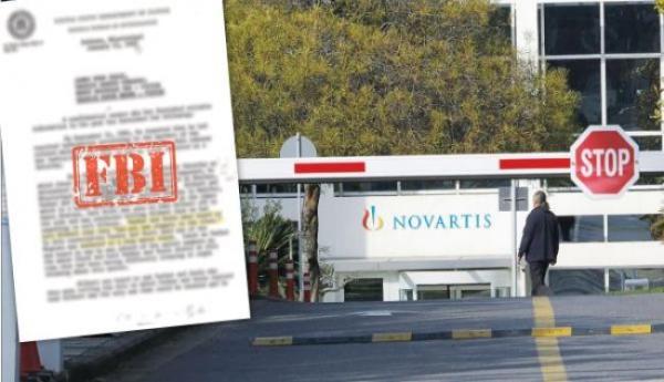 Novartis-FBI