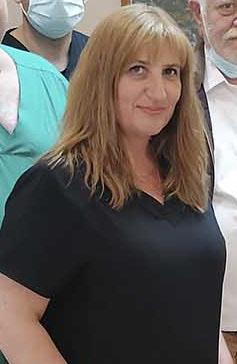 Η πρόεδρος της Ένωσης Νοσοκομειακών Γιατρών Πύργου, Αγγελική Σαραντοπούλου