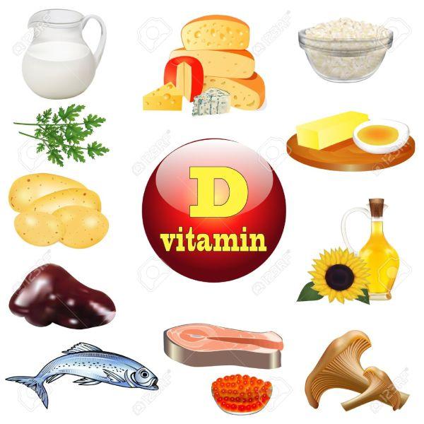 Vitamin D - Sources