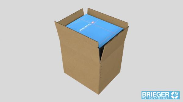Produktanimation für BRIEGER Verpackungen