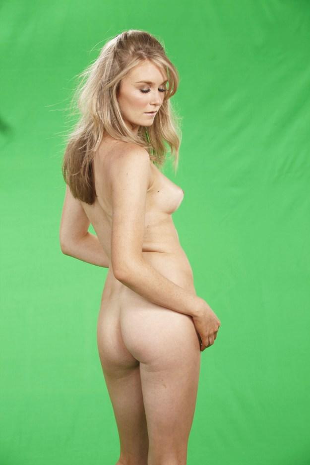 Malorie Mackey naked for Playboy