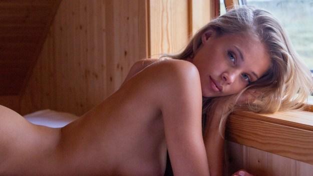Allie Leggett Nude Photoshoot for Playboy