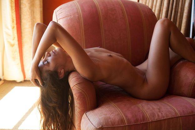 Angelina McCoy Naked