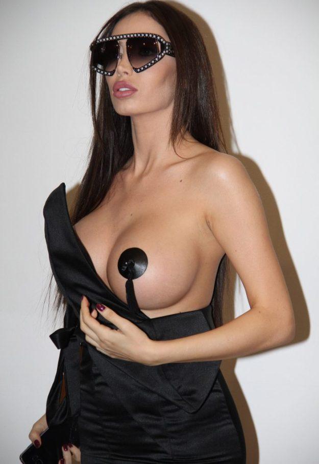 Soraja Vucelic Topless