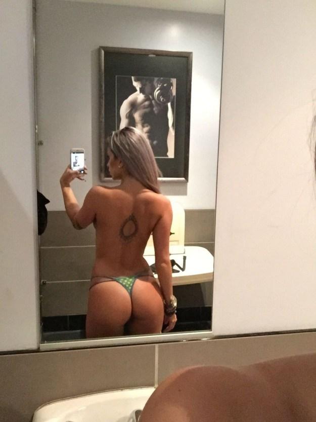 Tampa Bay Buccaneers Cheerleader Ashley Lamb Nude Leaked Sex Tape