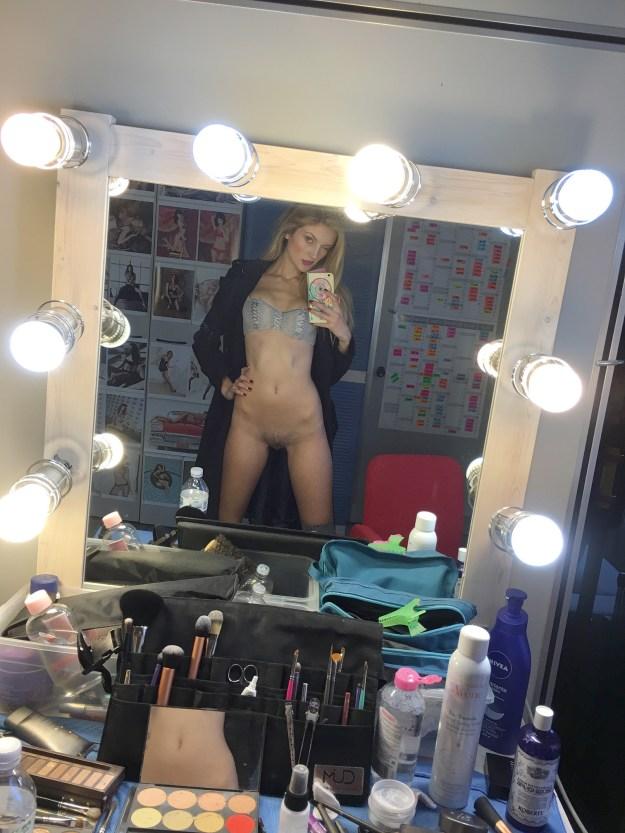 LA Model turned Internet Sensation Chanel Christian Gray Leaked NEW Blowjob Video the Fappening 2018