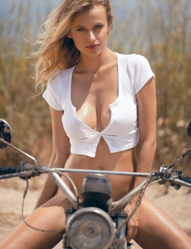 The Fappening Fashion Model Olga de Mar Nude Photos Shoot for Playboy