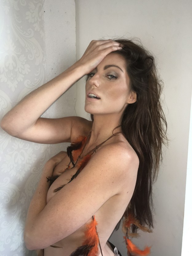 Big Brother star Louise Cliffe nude photos leaked from iCloud The Fappening 2017