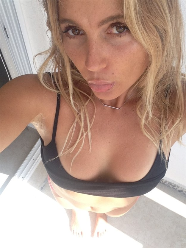 Alana Blanchard Nude Photos Leaked The Fappening