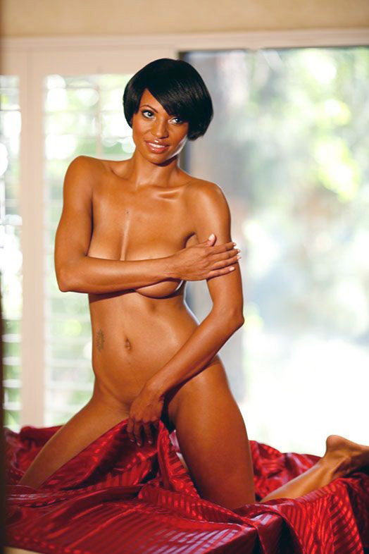 Candace Smith Nude Photo Shoot