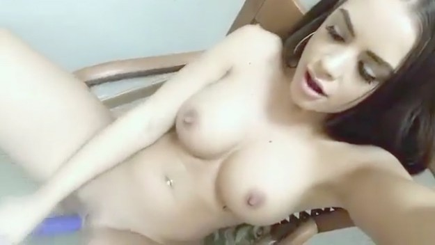 Allison Parker Solo SnapChat Video leaked The Fappening
