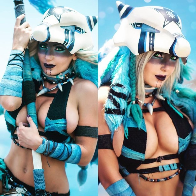 Jessica Nigri Cosplay Photo Shots The Fappening