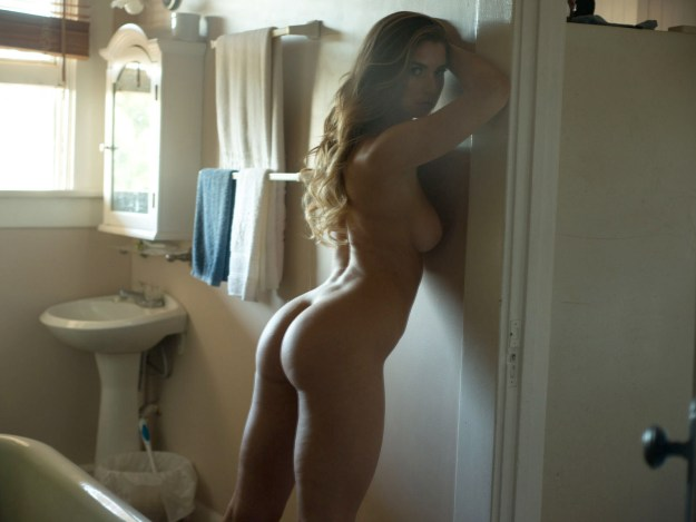 Model Lindsey Lamson Nude Photo Shoot The Fappening
