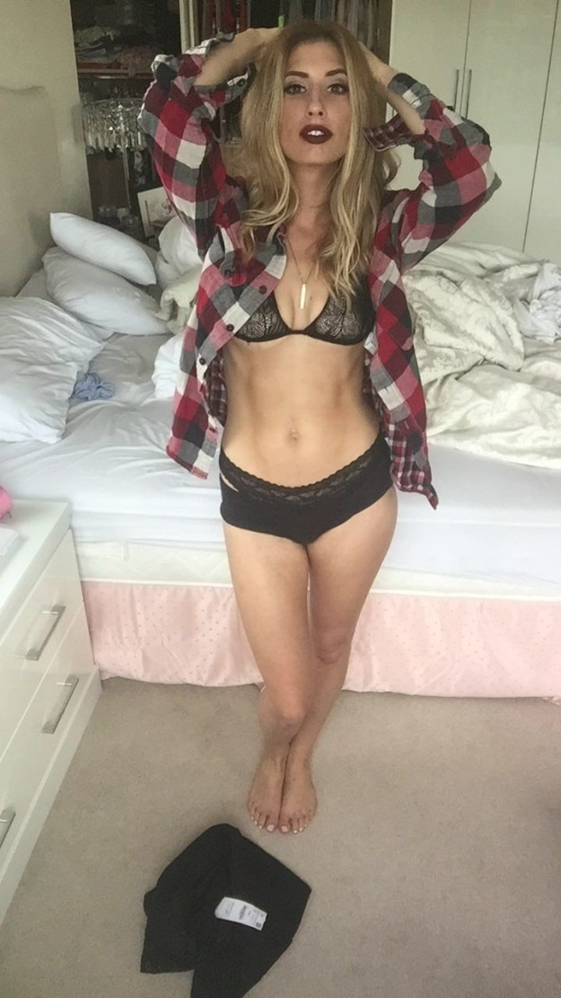 Stacey Solomon nude photos leaked The Fappening