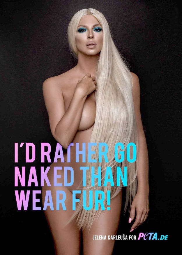 Jelena Karleuša nude photos and video leaked The Fappening 2019