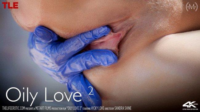 TheLifeErotic – Vicky Love – Oily Love 2