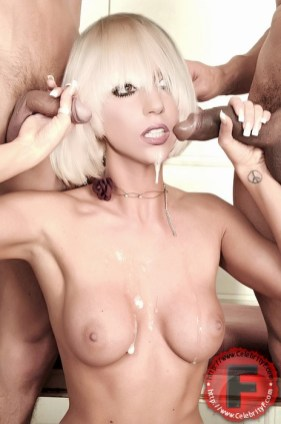 Hump freak Gal Gaga
