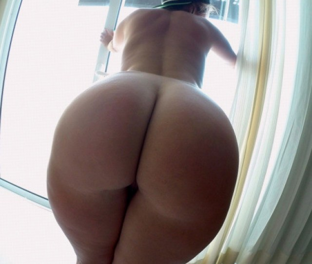 Phat Ass In Yo Face Big Booty Naked Woman