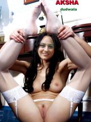Aksha Pardasany Nude