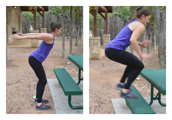 40 Minute Primal Park Workout