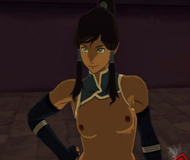 This Is The Latest Nude Mod For Legend Of Korra Credits Ryux