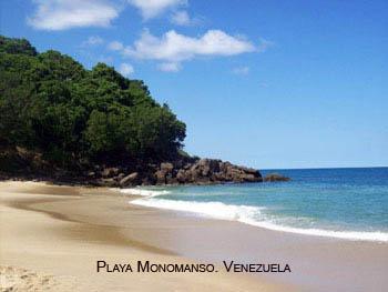 Nudistas Venezolanos - Playa Mono Manso