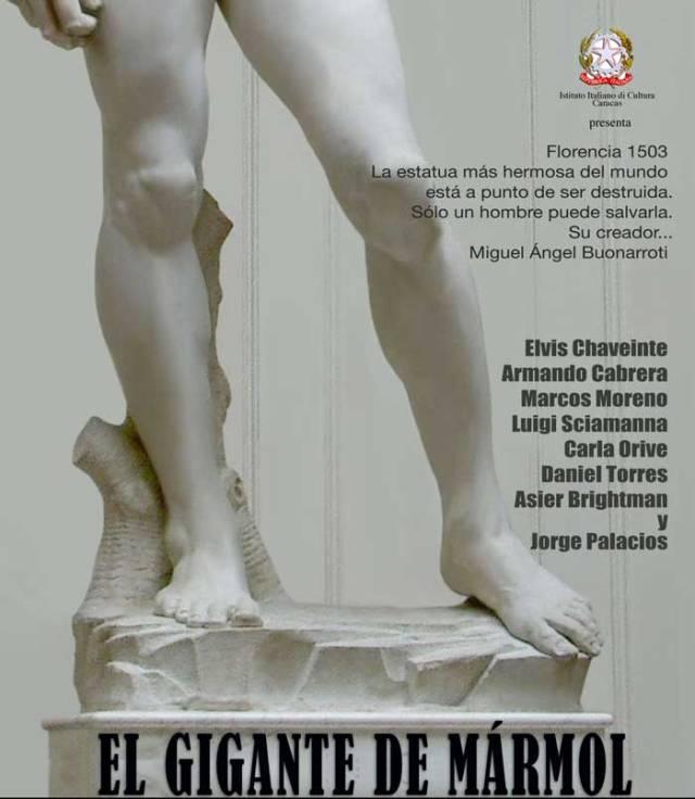 La tradición de Censurar el Desnudo: El Gigante de Mármol