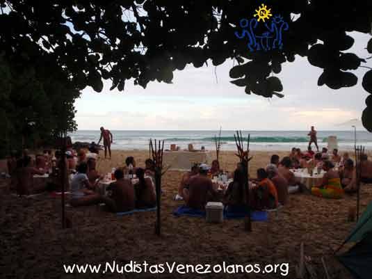 Nudistas Venezolanos cumple 10 años
