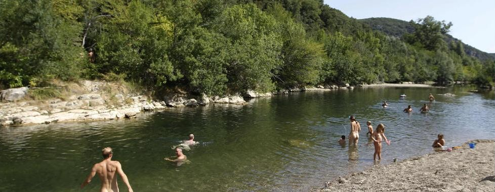 Naturist holiday France La Genise