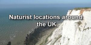 Nudist locations in UK