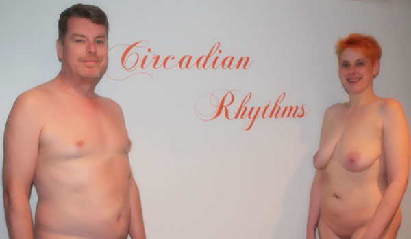 Naturist Massage with Circadian Rhythms