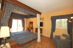 Villa Magica bedroom