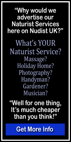 Nudist UK services