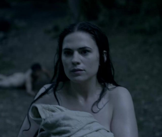 Hayley Atwell Nude The Pillars Of The Earth P