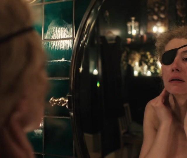 Rosamund Pike Nude A Private War P Nudogram  F F A A