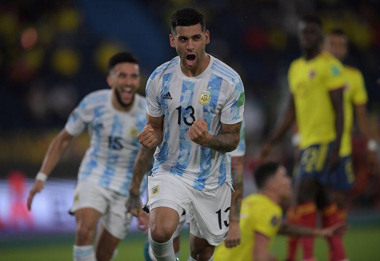 Colombia – Argentina: gran comienzo de la selección, que gana 2-0 con goles  de Romero y Paredes – Nuestra Santa Fe