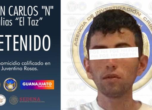 Esclarece Fiscalía de Guanajuato asesinato de Diputado