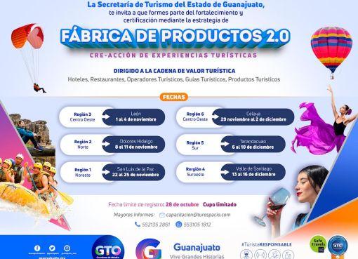 Busca SECTUR 25 proyectos del sector turístico a través de la «fábrica de productos 2.0»