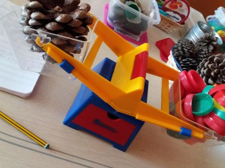 báscula infantil Learning Resources
