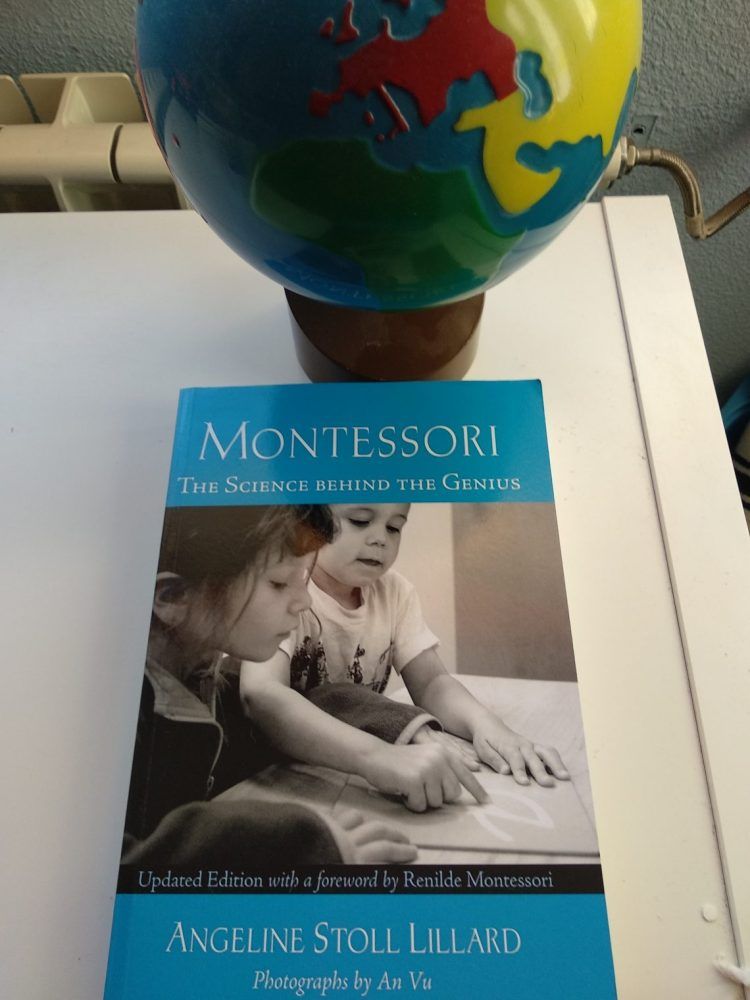 libro montessori the science behind the genius
