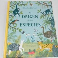 """""""El Origen de las Especies"""", explicando la Evolución a los niños"""