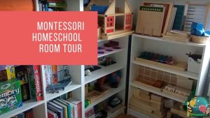 Nuestros Momentos Montessori room tour