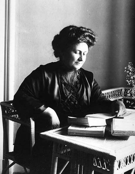 Maria Montessori, quién fue esta mujer extraordinaria