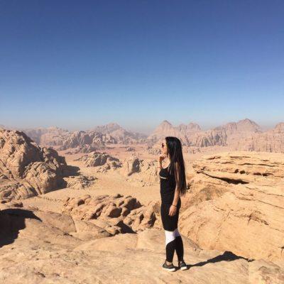 Presupuesto para viajar a Jordania en 9 días