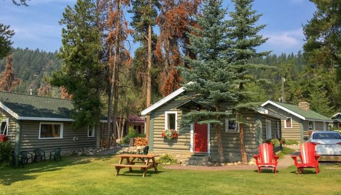 Alojamientos en las Rocosas Canadienses