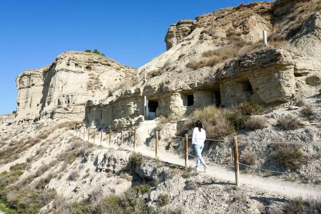 Cuevas de Arguedas