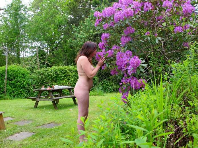 Les quatre saisons du naturisme – Le printemps