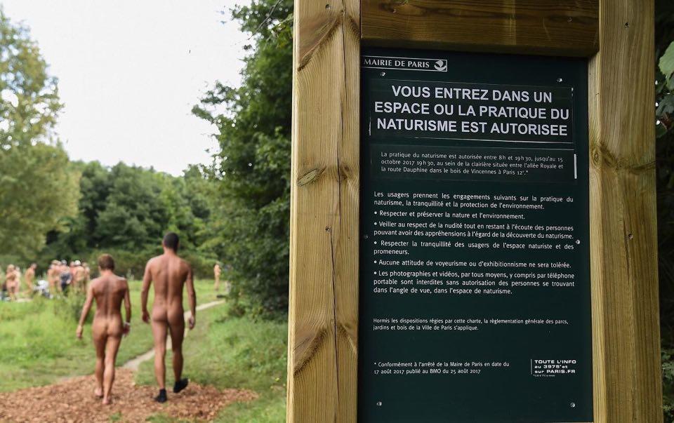 Le boom du naturisme, par l'Express