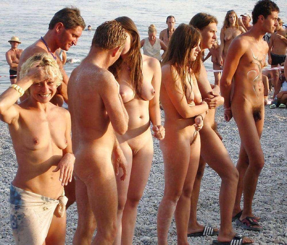 happy naked people tumblr