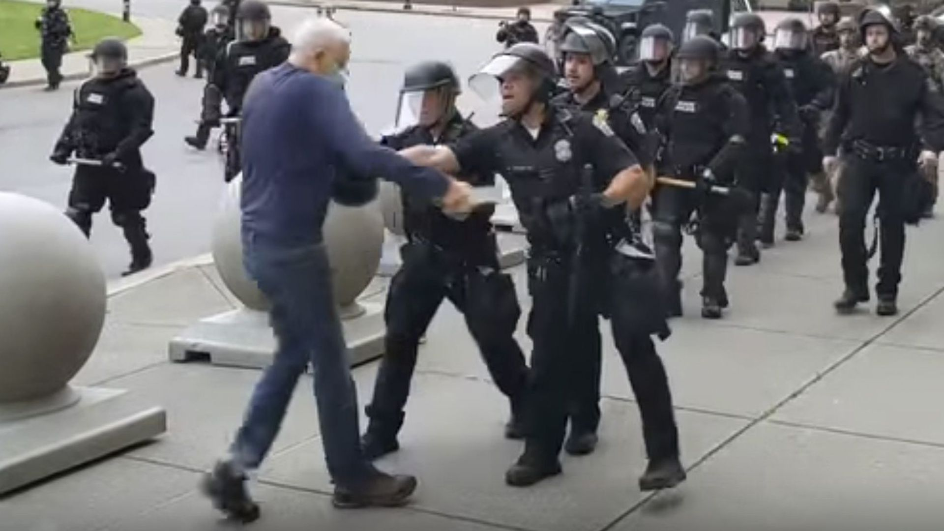 Estados Unidos: continúa la brutalidad policial
